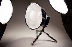 DIY SpeedlightDiffuser