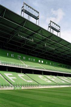 Fußballstadien in deutschland