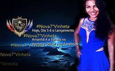 No Ar #Nova7Vinheta #TOPVIPBrasilLançamento Avisa ! http://topvipbrasiloficial.blogspot.com/ Disponível em nova versão  MulticoresOfBrazil