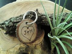 TREASURY ITEM  Personalized key chain  Engraved  by JTLCREATIONS, $10.00