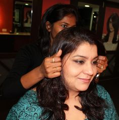 Foundation #Makeup Artistry course conducted at Enrich Academy