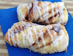 Amish Friendship Bread Cinnamon Twists {Friendship Bread Kitchen}
