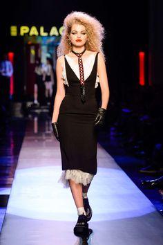 Jean Paul Gaultier Spring-Summer 2016, Haute Couture - Catwalks (#24112)