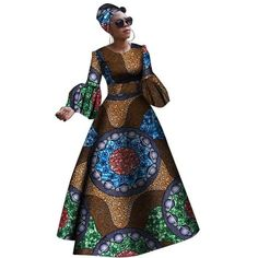 Dashiki Print Maxi African dresses for women – Afrinspiration by laviye - 2019 Dresses, Skirt, Shirts & African Dresses For Women, African Print Dresses, African Attire, African Fashion Dresses, African Outfits, African Clothes, African Prints, African Fashion Designers, African Inspired Fashion