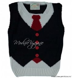 Vest for the boy with knitting needles * Gentleman *. Обс… Vest for the boy with knitting needles * Gentleman *. Discussion on LiveInternet – The Russian Online Diaries Service - Crochet Girls, Knit Crochet, Online Diary, Kids Fashion Boy, Fashion Videos, Baby Store, Knitting Needles, Lana, Gentleman