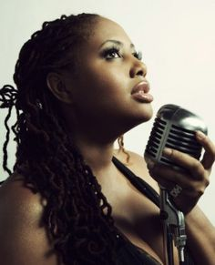 She is a sultry soul gem :) Ms. Lalah Hathaway.