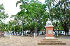 Plaza Bolívar, Carora, Estado Lara.