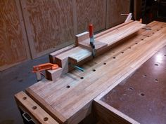Moxon Vise for $6 and stuff around the shop - by TechRedneck @ LumberJocks.com ~ woodworking community