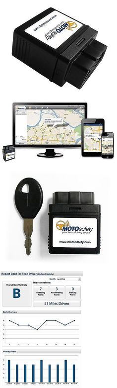 Tracking Devices: Motosafety Mpvas1 Teen Safety Gps Vehicle Tracking System And Obd Device -> BUY IT NOW ONLY: $51.18 on eBay!