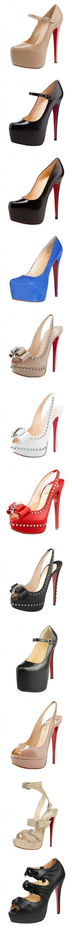 """louis vuitton red bottom shoes as Christmas gift"" by sevenpang ❤ liked on Polyvore"