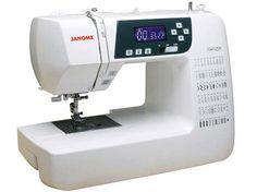Máquina de Costura Janome 3160QDC com as melhores condições você encontra no site do Magazine Luiza. Confira!