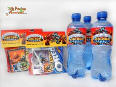 Party favors Skylander Giant Inspired by MyPreciousArrival