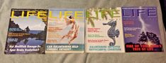 Lot of 4 Life Enhancement #Magazine April March June 2010 December 2009 #Art #Craft #Office #Home  #love #Womens #Juniors #Fashion #men  #FreeShipping #Sale #Deal #Unique #book #school #supply #education #Authentic #Best #GoodCondition #HighQuality #LimitedEdition #Ebay #Antique #Vintage