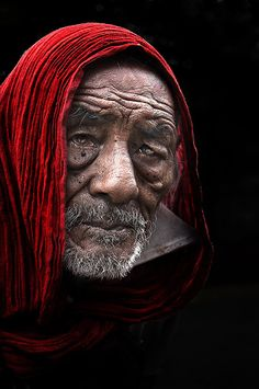 Old man, wrinckles, beard, lines of life, beauty, aged, powerful face, portrait, photo