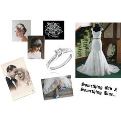 Vintage Wedding by writergurl-1 on Polyvore