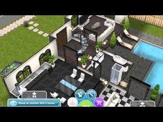 Sims Freeplay: My 3-Storey House