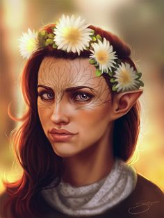 Another one of the speedpaints ready! Here is Freya Lavellan. 's Inquisitor