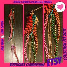 Retrouvez cet article dans ma boutique Etsy https://www.etsy.com/be-fr/listing/519114731/epingle-cheveux-bijoux-plumes