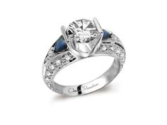 Please visit our store to see our entire collection of jewelry by Claude Thibaudeau. | Wedding Rings from Enhancery Jewelers | San Diego, CA- click here to buy now