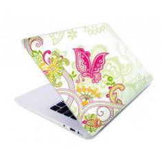 Adesivos para Notebook - Floral Skin 1