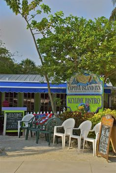 Keylime Bistro Captiva Island Florida Vacation Spots Travel Beaches Places
