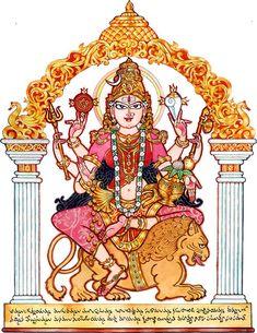 Mysore Painting, Kerala Mural Painting, Tanjore Painting, Indian Art Paintings, Saraswati Goddess, Kali Goddess, Tarot, Lord Rama Images, Indian Illustration