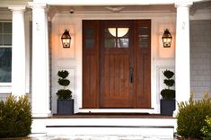 Image result for coastal style front entrance to home
