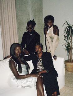 Black Love, Black Is Beautiful, Beautiful People, Dark Skin Girls, Black Photography, Black Luxury, Black Girl Aesthetic, I Love Girls, Black Women Fashion
