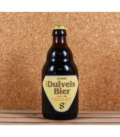 Duivels Bier Donker 33 cl