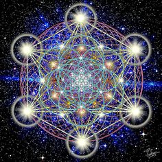 Sacred geometry (the Flower of Life in the Temple of Astralis) Sacred Geometry Art, Sacred Art, Geometry Tattoo, Sacred Symbols, Psychedelic Art, Yoga Symbole, Les Chakras, Visionary Art, Interstellar