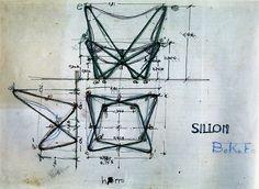 silla bkf planos - Buscar con Google