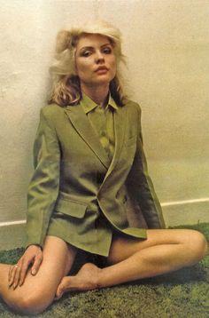 Debbie Harry - Love her look in her younger days