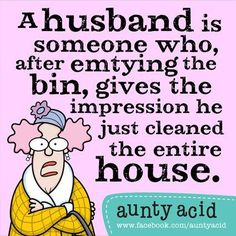 Auntie Acid Funnies | Introducing Aunty Acid…. She is really funny: