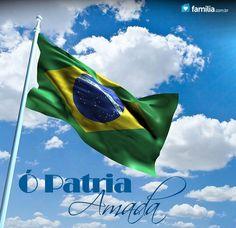 Patria Amada Brasil!
