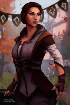 Arcadia by AstriSjursen.deviantart.com on @DeviantArt