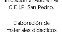 ABN en el CEIP San Pedro.pdf