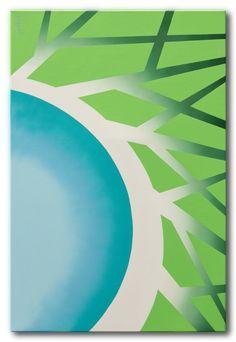 Life #art #painting #acrylic #strong #hart #water #ways #lifeways #blue #green #white #minimalism #geometry #geometric #minimalart #handmade #originalart #turquois #abstract #abstractart