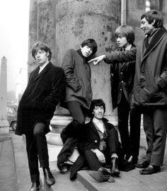 1964 Stones publicity shot.