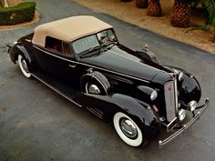Love me, hold me, let me drive you    1936 Cadillac V16 Series 90 Convertible Coupe