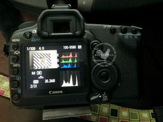 Photography Tutorial: Histograms