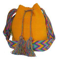 mochila wayuu - Buscar con Google Tribal Bags, Bucket Bag, Boho Fashion, Boho Chic, Pouch, Purses, Crafts, Handmade, Hobbies
