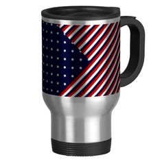 $24.95 The Red, White, & Blue Coffee Mugs -->  take 50% off drinkware with coupon code SUMMERSTYLES - Offer is valid through June 27, 2013