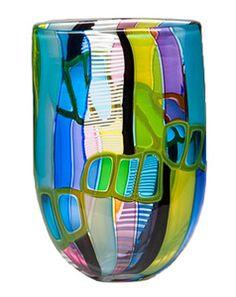 Jura Glass Vase Large by Jeffrey P'an. $1800.