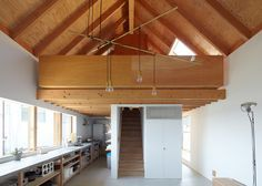 4n house by Ninkipen | #wood #madera #techo #ceiling #design #architecture