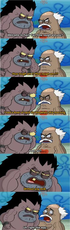 The Reason Why Gajeel Was Allowed To Join Fairy Tail