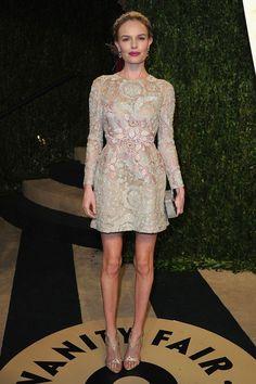 La directora de Vogue elige las mas elegantes de los Oscar 2013: Kate Bosworth