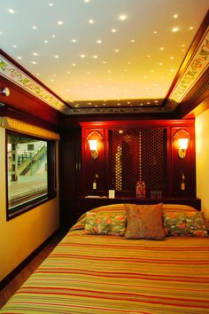 "Luxury Train ""Maharajas' Express"""