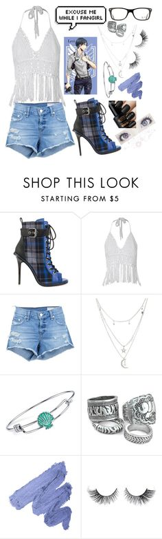 """Can't it be summer already?? //April//"" by fangirlsofeverything ❤ liked on Polyvore featuring GX, rag & bone/JEAN, Levi's, Charlotte Russe, Disney and Ray-Ban"