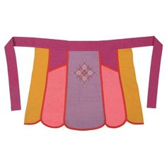 I pinned this Emma Half Apron in Pink from the Coco's Kitchen event at Joss and Main!