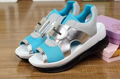 ITCQUALITY 2017 WOMEN'S SUMMER FASHION SANDALS CASUAL SPORT COMFORTABLE ITC1095.